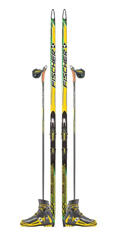 Cross-Country Ski Package